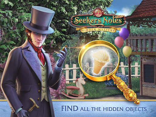Seekers Notes®: Hidden Mystery  (Mod Money)