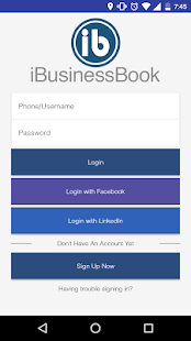 iBusinessBook- screenshot thumbnail