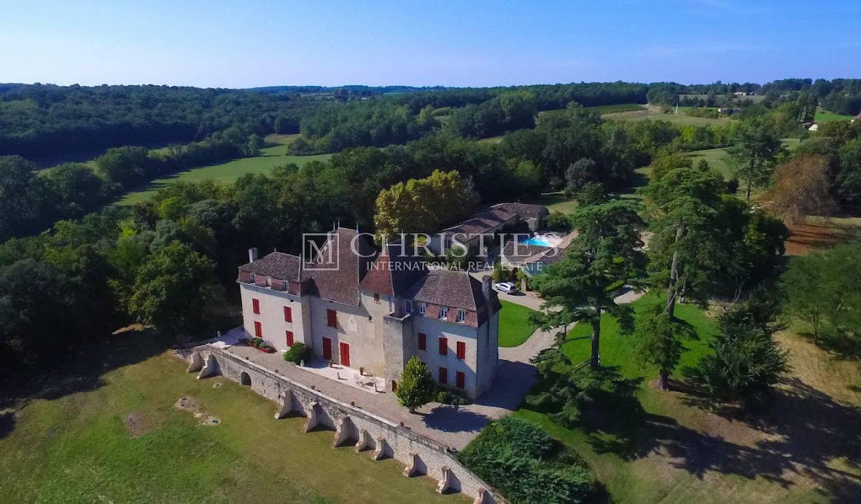 Château Monsegur