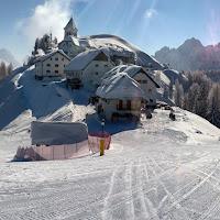 Sacro monte Lussari di
