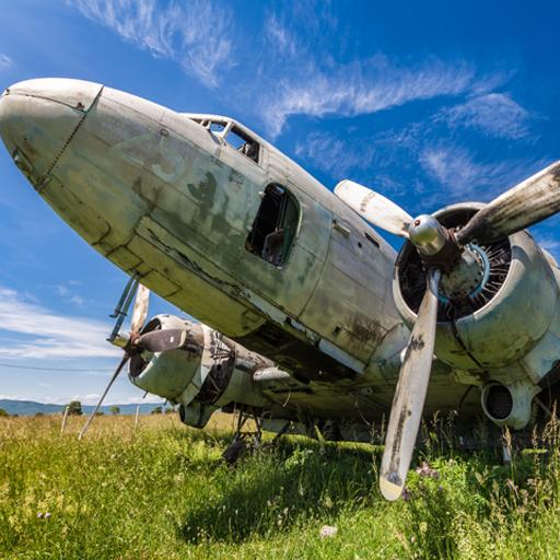 Escape Games - Crashed Plane