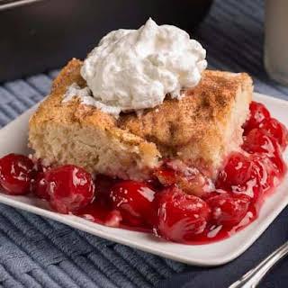 Cherry Kuchen.