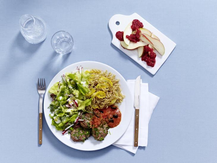 Mediterranean Pork Loin Recipe