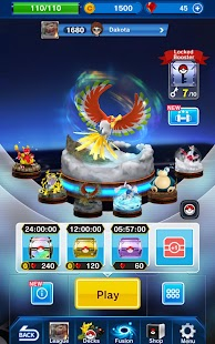 Pokémon Duel Screenshot