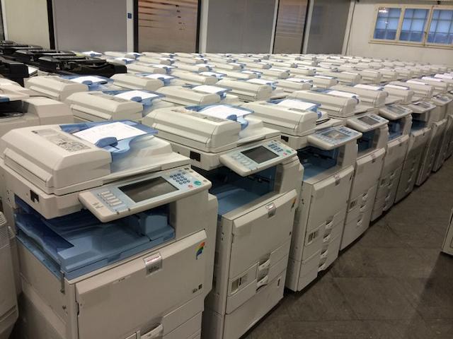 Quy trình thu Mua máy photocopy cũ tại Linh Dương được đánh giá chuyên nghiệp
