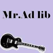Mr.Ad lib guitar