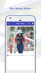 Mini Movie Maker Image To Video - náhled