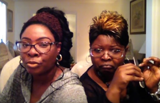 YouTube stars Diamond and Silk recall that Democrats founded the KKK