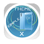 Tema X | Simple X APK icon