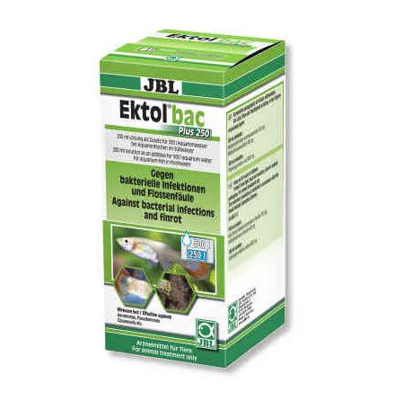 Ektol Bac Plus 250 200ml/utgår
