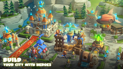 Dream Raiders: Empires screenshot 7