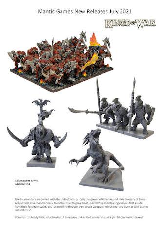 Salamander Army (2021)