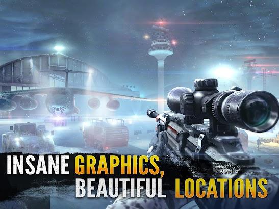 Sniper Fury: best shooter game screenshot