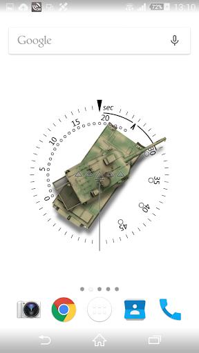 戦車時計 - 陸上自衛隊10式