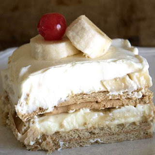 Banana Cream Dessert