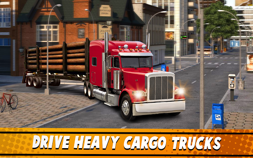 Euro Truck Simulator 2 : Cargo Truck Games 1.6 screenshots 5