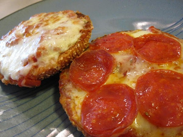 Epic Pizza Bagels Recipe