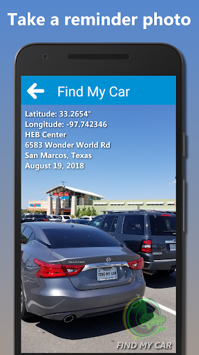 Find My Car - GPS Navigation 4.60 screenshots 2