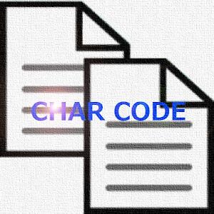 CharCode 文字コード一括変換