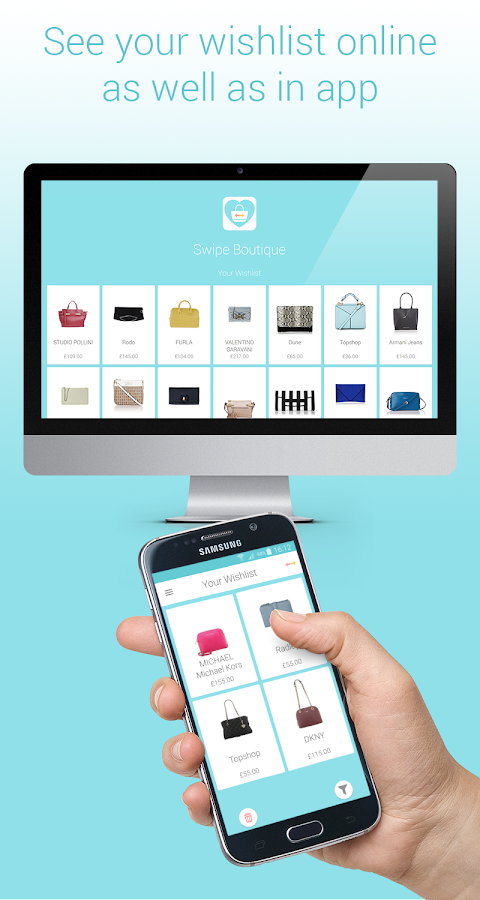Swipe Boutique - Fashion Shop- screenshot