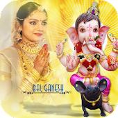 Ganesh Photo Frame Maker