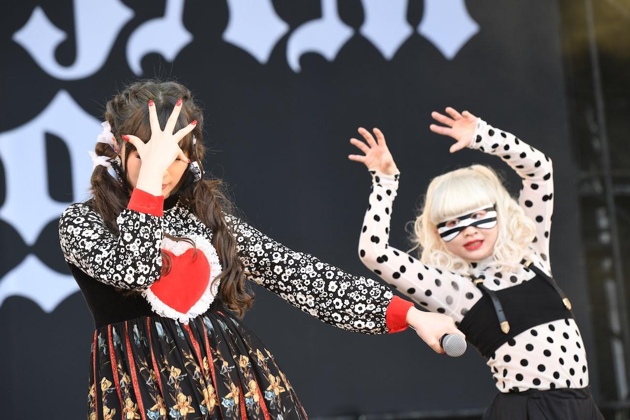 【迷迷現場】 JAPAN JAM 2019 卡莉怪妞 歡樂搞怪的奇幻世界