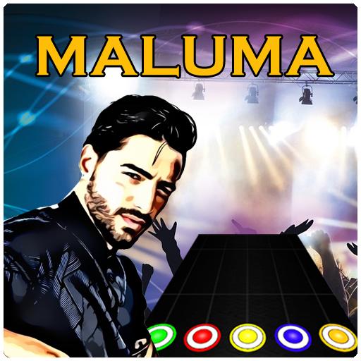 Maluma Gitar Hero