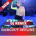 DJ Dangdut Remix Terbaru Offline 2021 icon