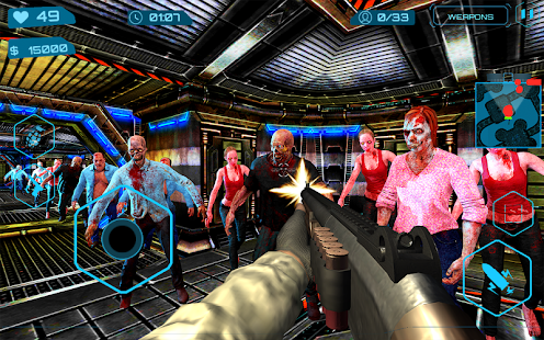 Zombies Slay - FPS Survival Assassin Shooting 17 - náhled