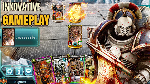 The Horus Heresy: Legions u2013 TCG card battle game screenshots 4