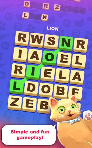 Kitty Scramble: Word Finding Game  screenshots 10