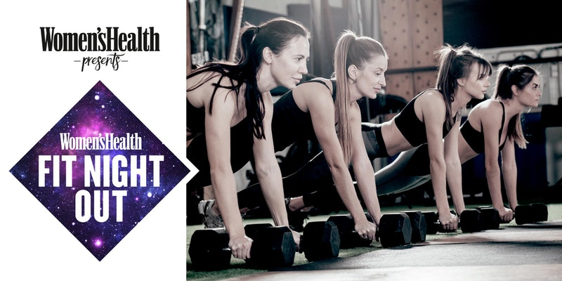 GoSweat | Women's Health Fit Night out