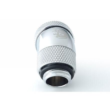 "Bitspower Multi-Link Adapter, 30°, 1/4""BSPxØ12mm"