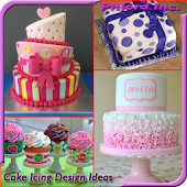 Cake Icing Design Ideas