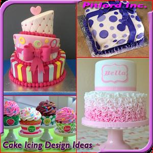 Cake Icing Puzzle