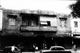 Photo: Comércio da Rua do Imperador. Foto da década de 60