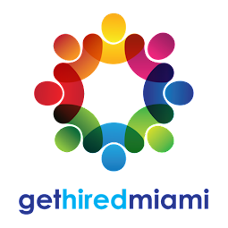 gethiredmiami. Simple. Easy. Effective. FREE.™