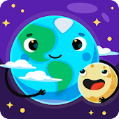 Space for Kids 🚀 Star Walk 2 Astronomy Game