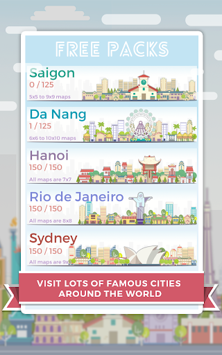 玩解謎App|City Lines for puzzle lovers免費|APP試玩