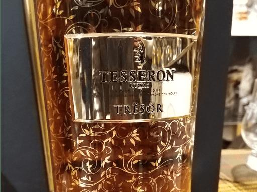 Tesseron Trésor cognac