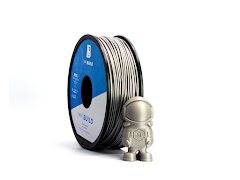 Silver MH Build Series PETG Filament - 3.00mm (1kg)
