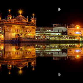 Golden Temple by KP Singh - Buildings & Architecture Places of Worship ( temple, sikhism, amritsar, worship, golden )