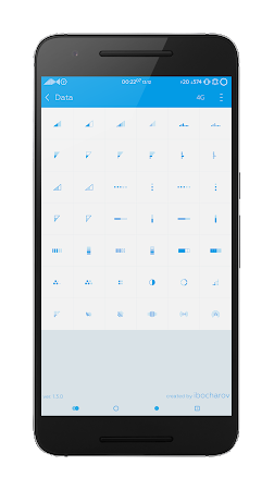 Flat Style Bar Indicators Pro 3.1.3 APK