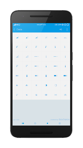 Flat Style Bar Indicators Pro 2.0.0 APK
