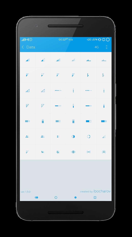 Flat Style Bar Indicators Screenshot 1