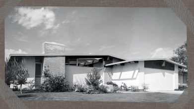 Photo: This house was built in 1961 by American Housing Guild, Martin Gleich's company.