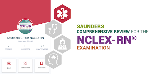Saunders Comprehensive Review For NCLEX RN