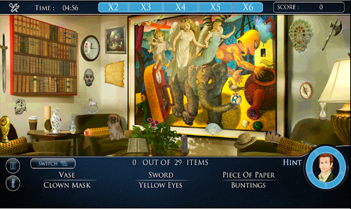 Mystery Case:The Circus Master screenshot 2