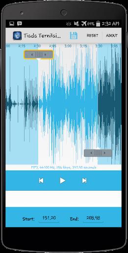 audio cutter apkpure