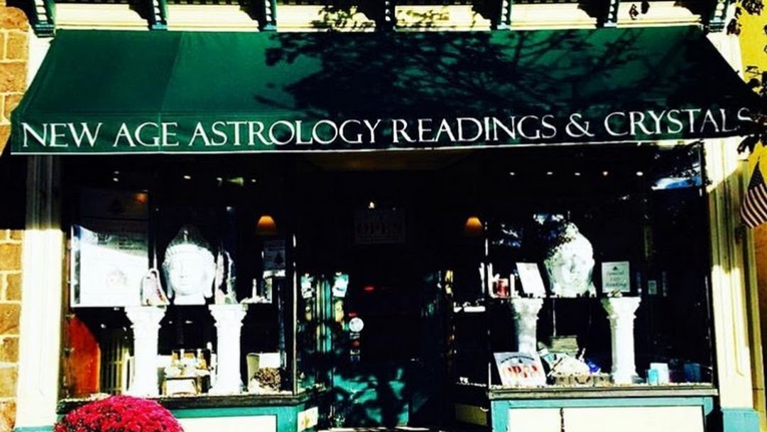 New Age Astrology Readings & Crystals - Psychic of Newtown